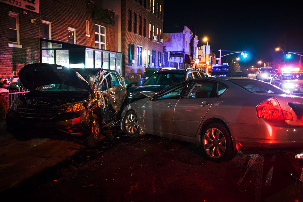 Hit By a Drunk Driver